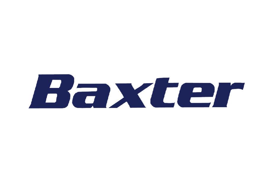 Logotype Baxter