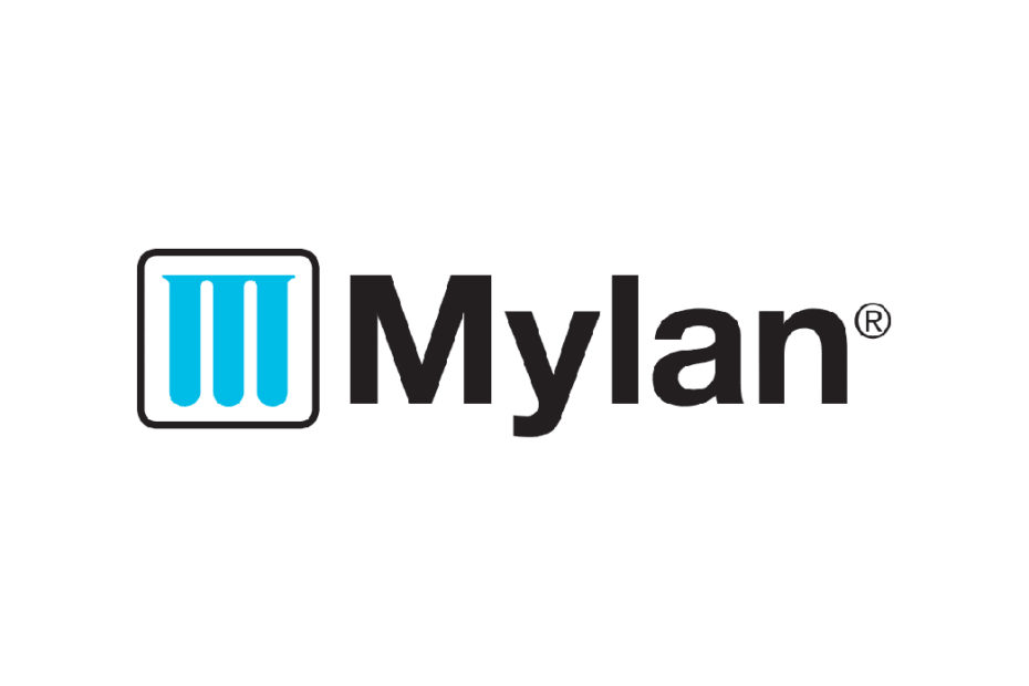 logotype Mylan